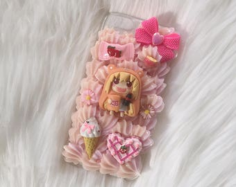 kawaii decoden case for iphone 6/6s