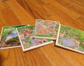 Disney Coasters