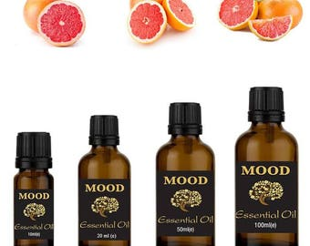 Grapefruit essential oil natural aromatherapy essential oils