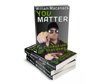 You Matter - SOFTCOVER (AUTOGRAPHED)