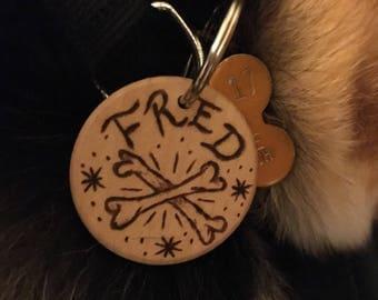 Custom Pet ID tag