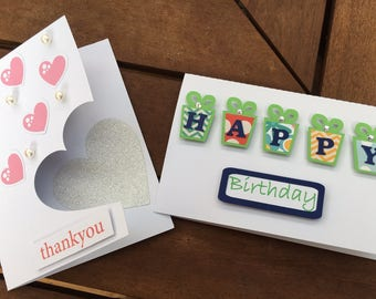 Learn to Scan'n Cut Kit - Papercraft 2 Pack Gift Cards