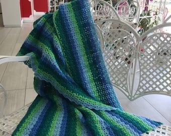 Kit 20 balls x crochet blanket