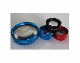 90d 78d 20d Aspheric On Contact Lens For Ophthalmology And Optometry