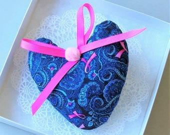 Breast Cancer Gift Cancer Encouragement Gift Cancer Patient Gift Cancer Awareness Gift Christmas Ornament