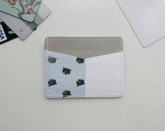 Pocket wallet/card holder
