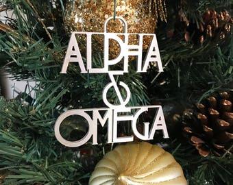 2017 Series: Alpha & Omega