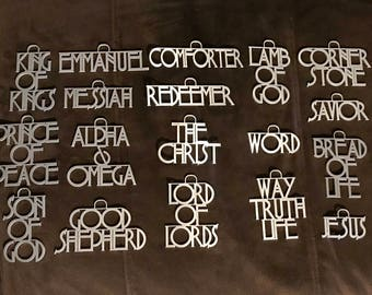 Names of Jesus: Full 2017 Set