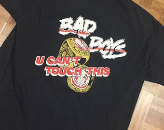 Detroit Bad Boys Championship shirt