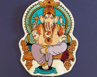 Lord Ganesha patch, religious patch