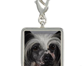 Chinese Crested Charm