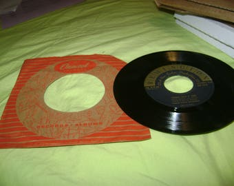 Vienna in 3/4 time 45rpm record