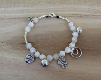 New Beginnings Bracelet - Karen Hill Tribe Silver - Moonstone