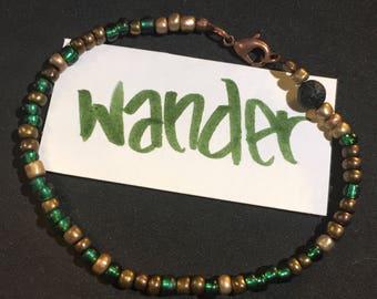 Binary Message: Wander