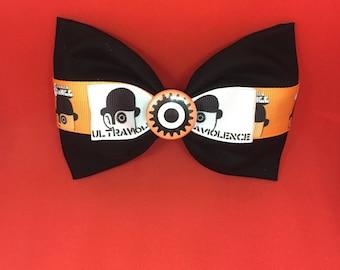 A Clockwork Orange bow