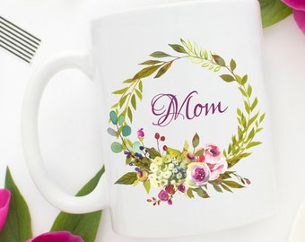 New Mom Mug | Mom to Be Mug | Mom Mug | Baby Shower Gift for Mom |Mom Christmas Gifts | Pregnancy Reveal | Mothers Day Gifts | Mothers Day