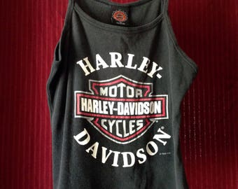 90s Harley Davidson Tank Top