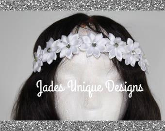 Handmade Floral Headbands