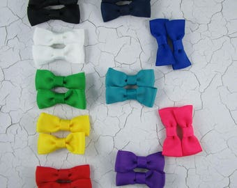 Bow Tie Clip Mega Set - Bolds - FREE SHIPPING!