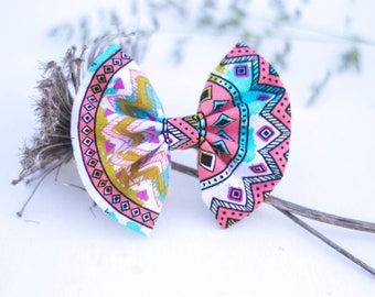 Aztec triangle 4.5 inch bow
