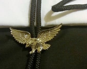 Eagle Bolo Ties. Cowboy neck ties