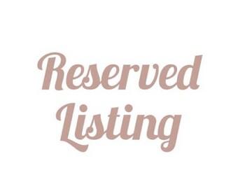 Custom RESERVED Gold 8x10 Shabby Chic, Ornate, Photo Frame, Embellished, Wedding Sign, Nursery, Home, Wall Decor