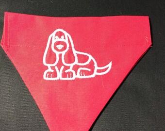 Bassett Hound - Dog Bandana