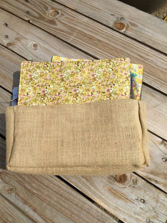 All machine washable & reusable wipes