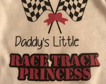 daddy's little racetrack buddy or princess