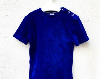 The Deep Blue Tee