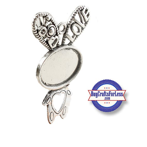 GRANDE RABBiT, Pendant, One Love Manchester, UK  ** FREE Shipping + DiSCOUNTS **