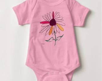 Beauty Baby Bodysuit