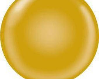 """1 PC 36"""" Gold Color Latex Balloons, Party Decor, Party, Party Supplies, Wedding Decor, Balloons, Wedding Supplies, Wedding, Balloon, Decor"""