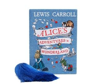 Alices Adventure in Wonderland in Denim