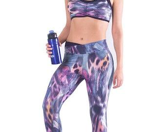 Specialita Colorful Activewear Cire Leggings