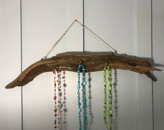 Driftwood Jewelry Hanger