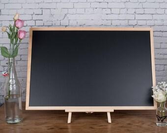 Large Personalised Wedding Chalkboard