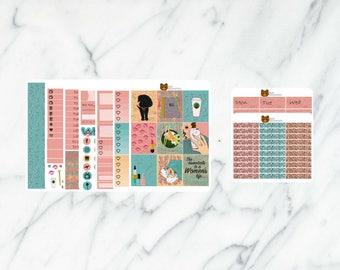 Essentails Planner Stickers Erin Condren
