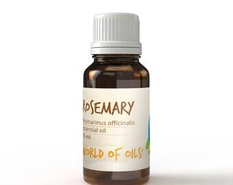 Rosemary Essential Oil- 15ml