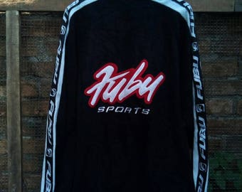 FUBU Big Logo..sweater