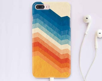 iPhone X Case Lines iPhone 6S Case 7 Plus Phone Case Geometry iPhone 6 iPhone 8 Plus Case Samsung Galaxy S7 Case Samsung S8 Plus Case CC1249