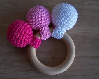 Baby rattle ( different colours)