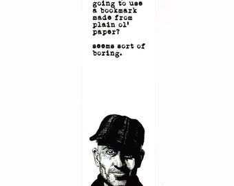 ed gein bookmark