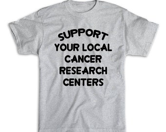 Support Your Local Cancer Research Centers