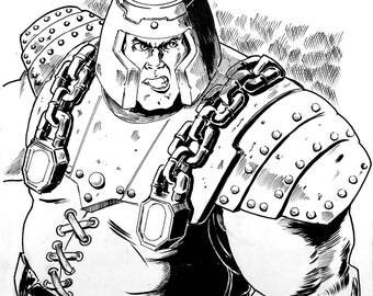 Ram-Man from He-man & The MOTU