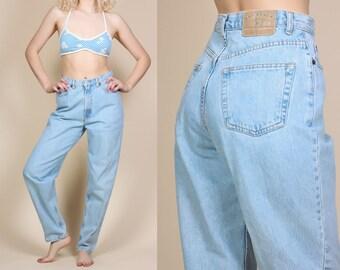 Vintage Gap Jeans - Medium // 90s Mom Jean Tapered Denim Pants