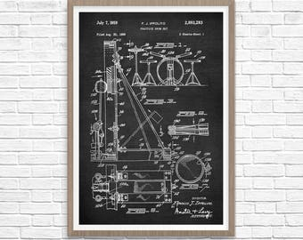 Drumset Patent Art,Drums, Drummer, Drum Art, Drum Wall Art, Drum Kit, Drum Kit Patent, Drum Set Art, Music Patent, Music Art, Musician