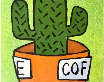 Coffee Cactus