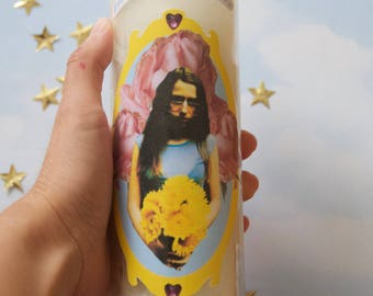 Intimacy Issues Prayer Candle