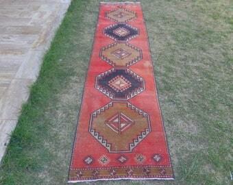 boho runner rug long runner rug wool runner rug anatolian runner rug